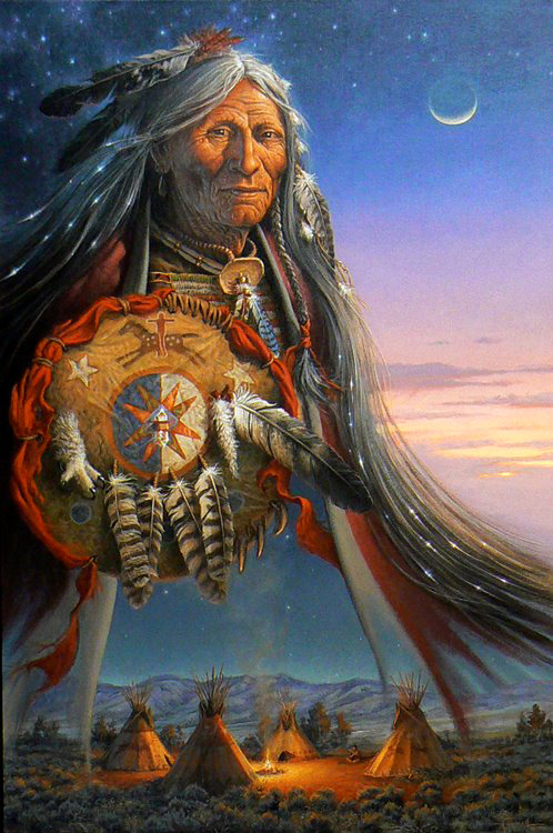 a look at humanitys oldest form of relationship to spirit shamanism