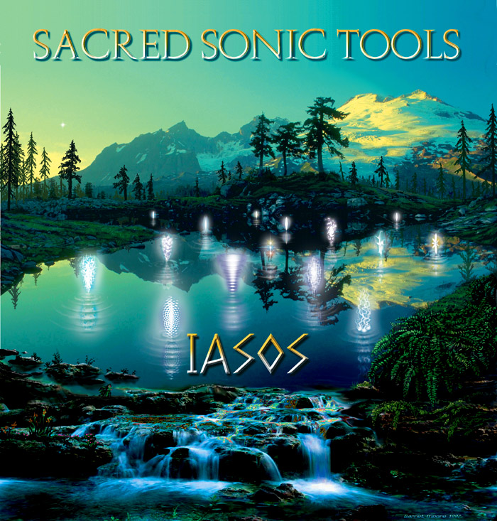 SACRED SONIC TOOLS  cover